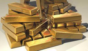 gold-barren-haufen